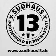 Motiv ~ Jutebeutel für Sudhaus-13-Freunde