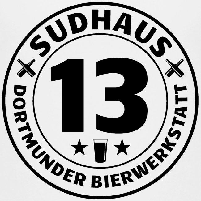 Premium-T-Shirt für heranwachsende Sudhaus-13-Fans