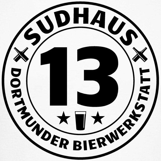 Baseballshirt für Langarm- und Sudhaus-13-Freunde