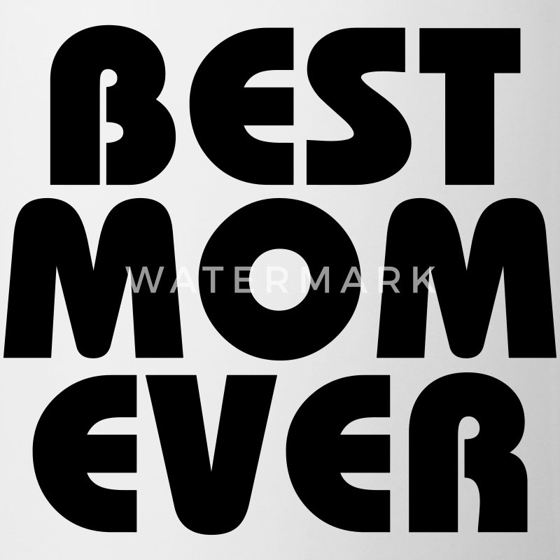Best Mom ever Flessen & bekers - Mok