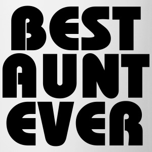 Best Aunt ever Bottles & Mugs - Mug