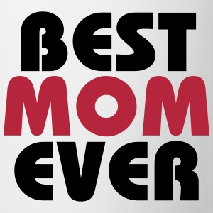 Best Mom ever Flaskor & muggar - Mugg