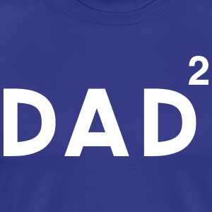 Dad Squared T-Shirts - Men's Premium T-Shirt