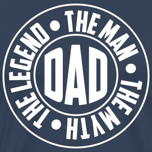 Dad the Man, the Myth, the Legend T-Shirts - Men's Premium T-Shirt