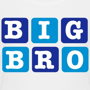 Big Brother Blocks Shirts - Kids' Premium T-Shirt