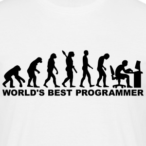 World's best programmer T-Shirts - Männer T-Shirt