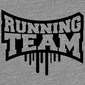 Cool Running Team Graffiti T-Shirts - Women's Premium T-Shirt