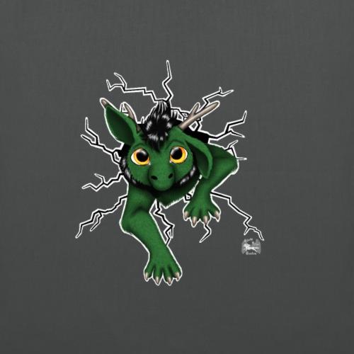 Drachi stuck green weißlo