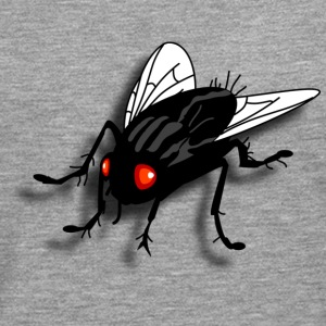 funny fly  Long sleeve shirts - Men's Premium Longsleeve Shirt