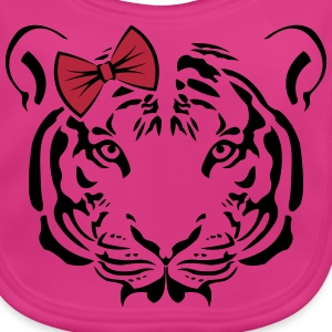 Cute Tiger CUTE EDITION Accessories - Baby Organic Bib