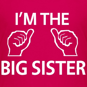 I'm the Big Sister Shirts - Kids' Premium T-Shirt