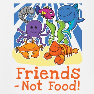 Friends - Not Food! Kids - Baby Langarmshirt