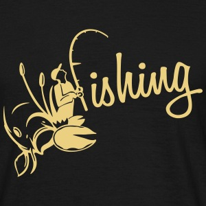 fishing T-Shirts - Männer T-Shirt