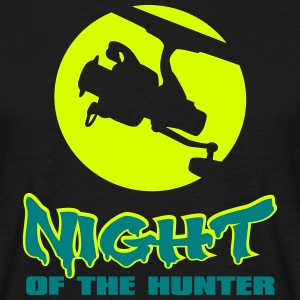 night_of_the__2c T-Shirts - Männer T-Shirt