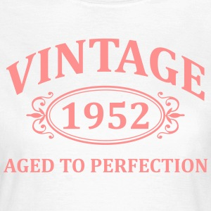 Vintage 1952 Aged to Perfection T-Shirts - Women's T-Shirt