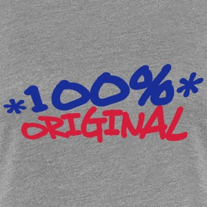 Strip Cartoon 100% origineel T-shirts - Vrouwen Premium T-shirt