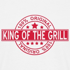 king of the grill T-Shirts
