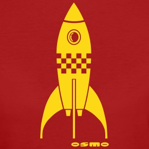 rocket - Women's Organic T-shirt