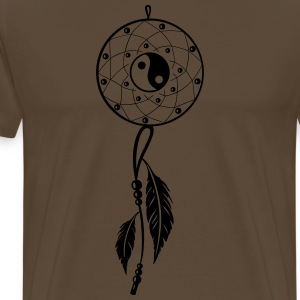 Traumfänger, dreamcatcher, Indianer, indian T-Shirts - Men's Premium T-Shirt