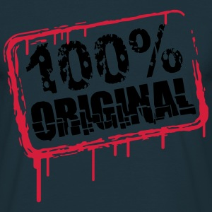 100% origineel Stempel Cool T-shirts - Mannen T-shirt