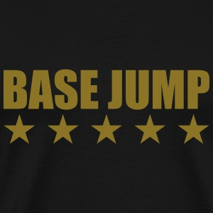 Base Jump T-Shirts - Men's Premium T-Shirt