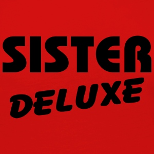 Sister Deluxe Tee shirts manches longues - T-shirt manches longues Premium Femme