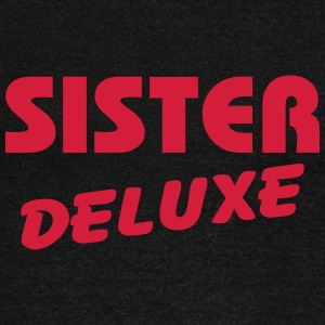 Sister Deluxe Hoodies & Sweatshirts - Women's Boat Neck Long Sleeve Top