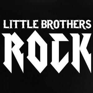 Little Brothers Rock Shirts - Baby T-Shirt