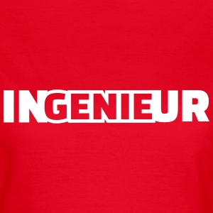 Ingenieur T-Shirts - Frauen T-Shirt