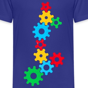 engrenages - gearwheels Tee shirts - T-shirt Premium Enfant