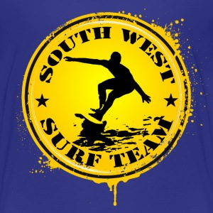 south west surf  team Shirts - Teenage Premium T-Shirt