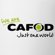 Design ~ We are CAFOD mug