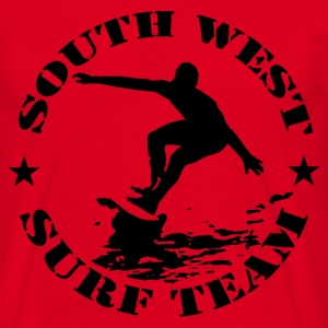 south west surf  team 02 T-Shirts - Men's T-Shirt