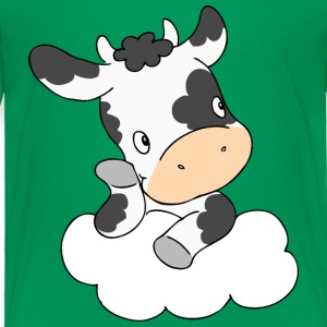 Cow Thinking Shirts - Kids' Premium T-Shirt
