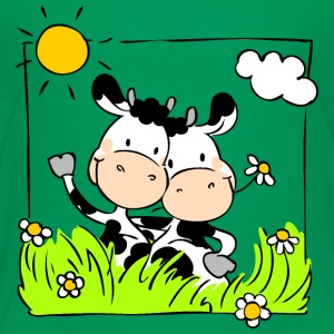 Cow Friends Shirts - Kids' Premium T-Shirt