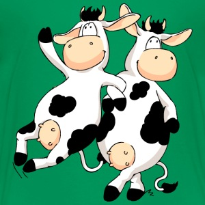 Cows night out Shirts - Kids' Premium T-Shirt
