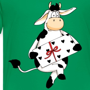 Cow with Gift Shirts - Kids' Premium T-Shirt