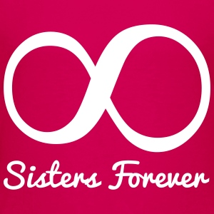Sisters Forever Shirts - Kids' Premium T-Shirt