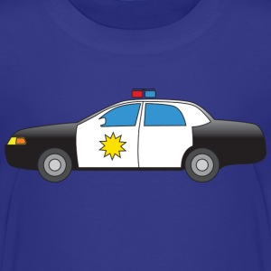 Police Car Shirts - Kids' Premium T-Shirt