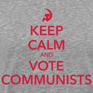 Vote communists - T-shirt Premium Homme