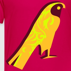An Egyptian falcon  Shirts - Teenage Premium T-Shirt