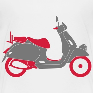 Scooter (2c)++2014 T-shirts - Teenager premium T-shirt