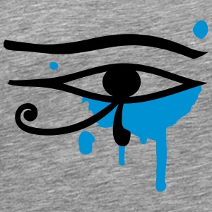 The Eye of Horus  T-Shirts - Men's Premium T-Shirt