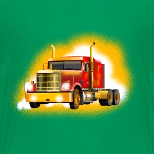 truck Shirts - Teenage Premium T-Shirt