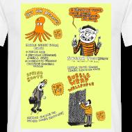 Design ~ Sugar Toothpaste T-Shirt Sam Backhouse