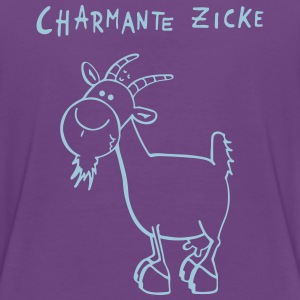 Charmante Zicke - Ziege T-Shirts - Teenager Premium T-Shirt