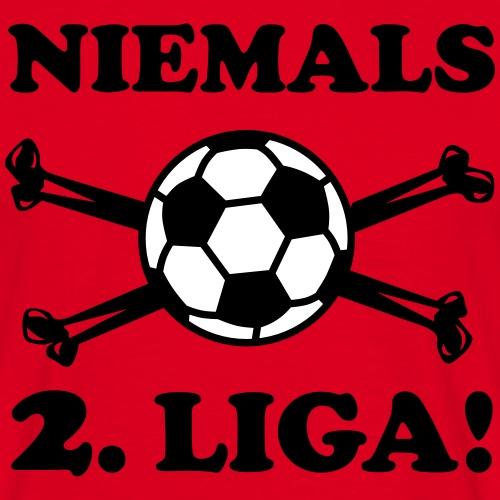 NIEMALS 2. Liga Fussball