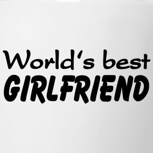 World's best Girlfriend Bottles & Mugs - Mug