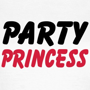 Party Princess T-Shirts - Women's T-Shirt