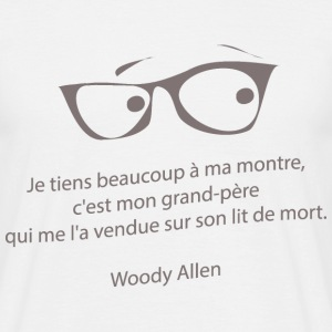 Citation Allen - T-shirt Homme